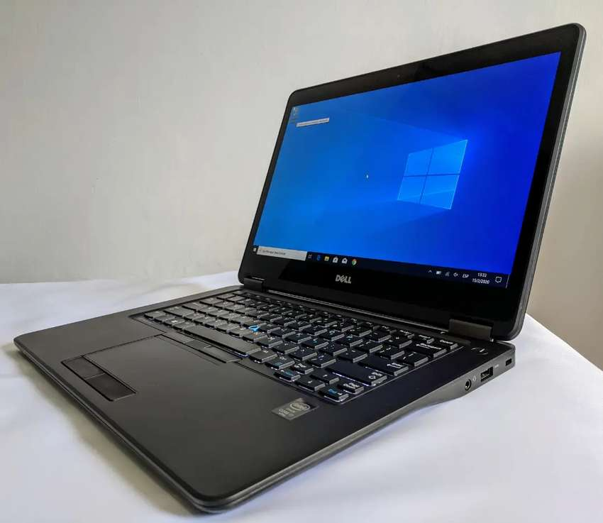 "Dell Latitude E7450: Intel Core i7 5ta Gen vPro: 8GB RAM: TouchScreen: 14"" Pulgadas Laptop: 512GB SSD: batería hasta 8H 0"