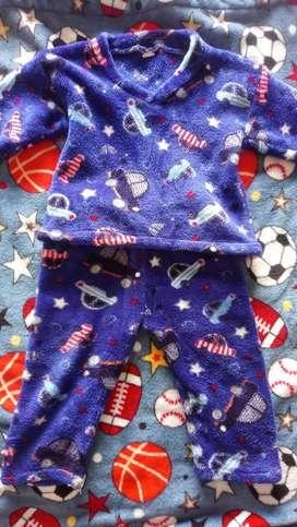 Pijama Polar 12 Meses