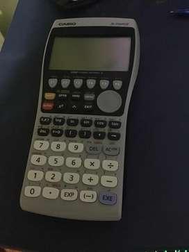 Calculadora Casio fox-9860G2