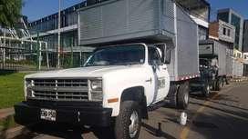 Camión c30 Chevrolet modelo88