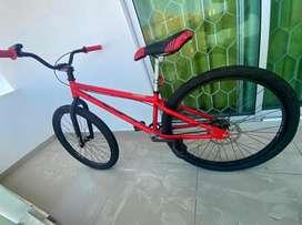 Bicicleta 1 mes de uso