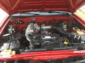 Mazda B2600, 4x4, 2007.