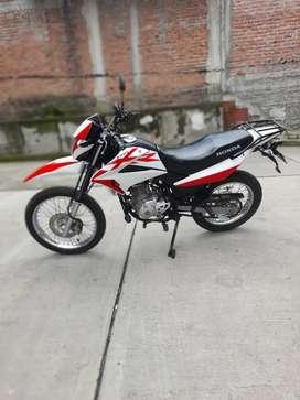 Honda xr 150 motivo de viaje