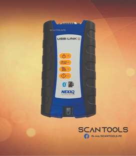 Scanner Usb Link2 Bluetooth Edition Genuine