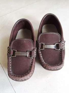 Zapatos mocasines para niño