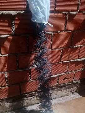 vendo tejido tiene 10 metros