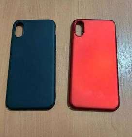 Funda Plástica Rígida iPhone X/Xs