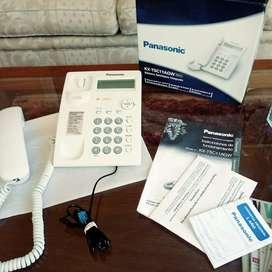 Teléfono Panasonic nuevo