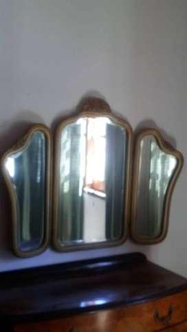 Espejo estilo Luis XV