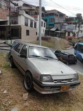 Carro sprint modelo 87