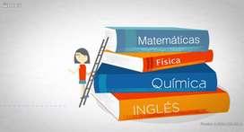 Clases de Química Física Y Matemáticas