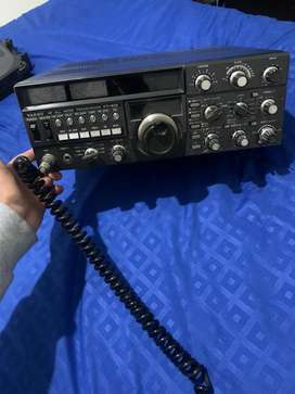 Vwndo radio frecuencia yaesu FT 102