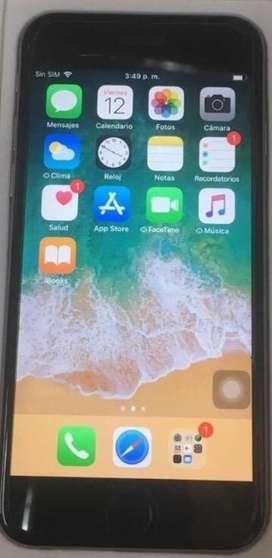 IPHONE 6 DE 16GB PERFECTO ESTADO ACEPTO CAMBIOS