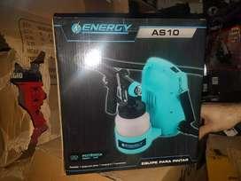 pistola para pintar con compresor energy