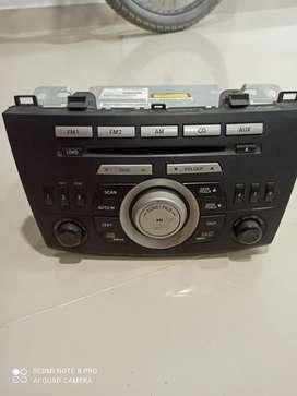 Radio para Mazda 3 allí new