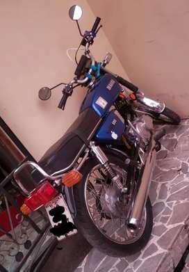 Moto YAMAHA RX100