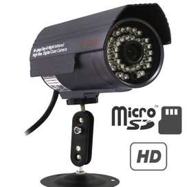 camara ip bullet hd wifi 1080p
