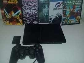 PlayStation 2 impecable envio en Rosario