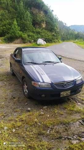 Vendo carro Mazda 626 en perfeciones a toda prueba