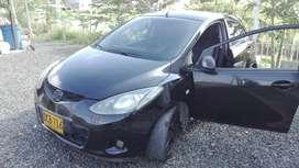 Mazda 2 Automatico 2010 con Dvd Bluetooh