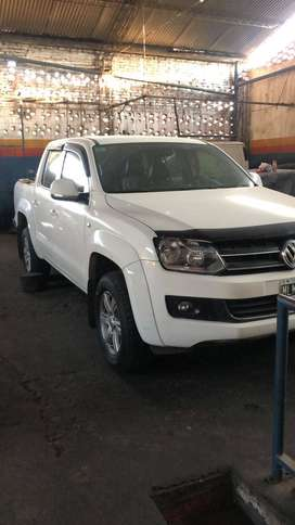 VENDO AMAROK full cuero 4x4 impecable!!!