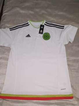 Camiseta de fútbol selección mexicana