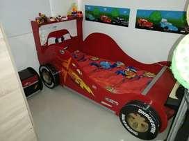 Cama de Cars Formula 1
