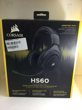 Audifonos Gamer Corsair HS60 7.1