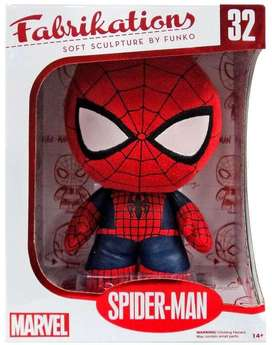 Peluche SpiderMan Marvel Collectors Corps Marca Fabrikations