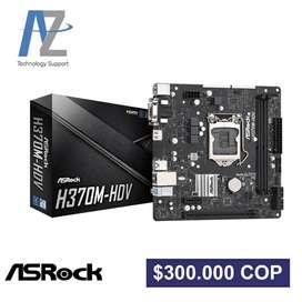 Board Nueva Economica AsRock H370M-HDV