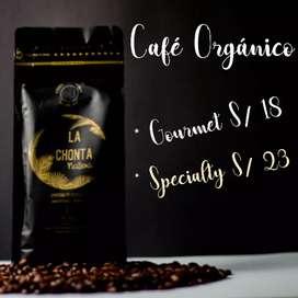 Café Orgánico de Amazonas