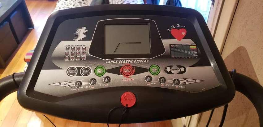 Cinta eléctrica world Fitness 0