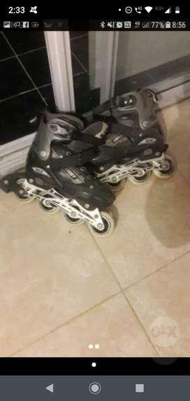 Vendo un par de Rollers , talle 30/35
