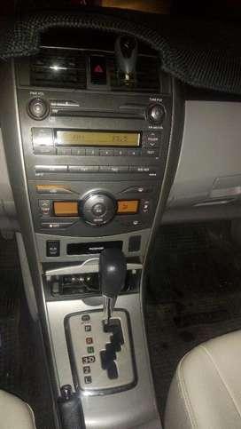 Vendo Toyota Corolla Particular 2014