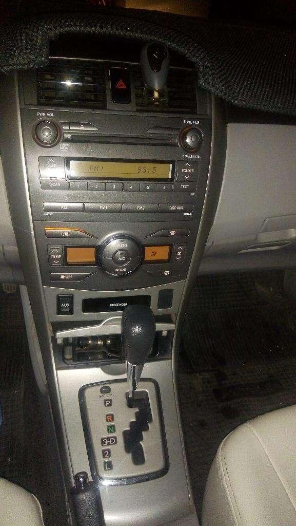 Vendo Toyota Corolla Particular 2014 0