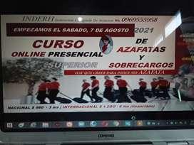 EMPEZAMOS CURSO DE AZAFATAS SIBRECARGO