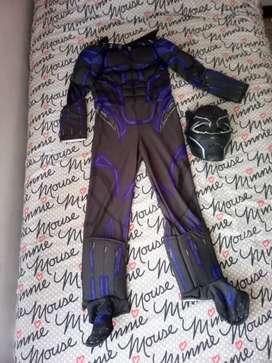 Disfraz pantera negra