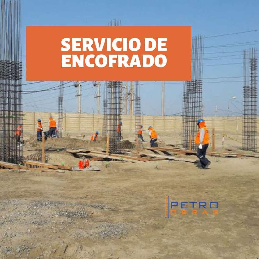 SERVICIO DE ENCOFRADO 0