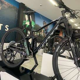 Scott spark doble suspension ciclismo mtb