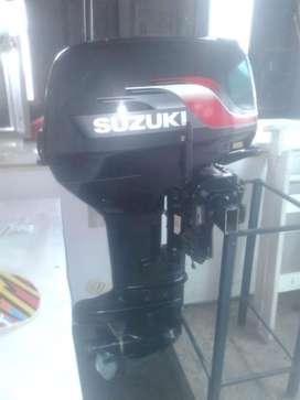 Vendo Motor Lancha Suzuki 40hp - Lliquido