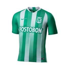 Camiseta Atlético Nacional 2019 Nike Local Original