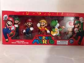 Figuras coleccionables de Mario bros