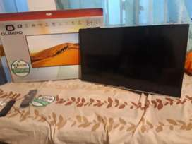 Televisor Olimpo Smart tv 32 pulgadas