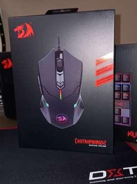 Mouse Gamer REDRAGON CENTROPHORUS 2 RGB M601