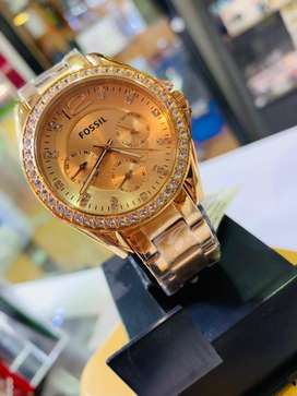 Reloj Fossil ES2811 Riley Mujer Original