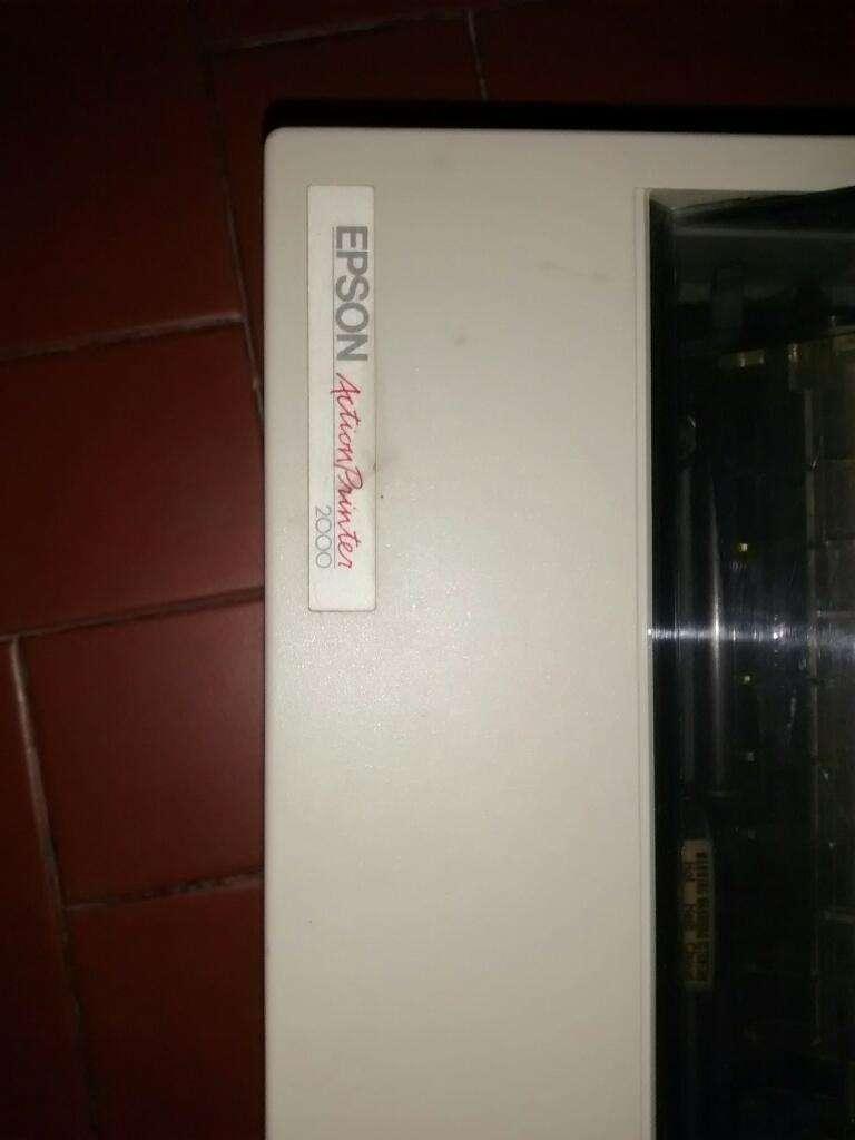 Impresora Matriz de Punto Ap2000 0