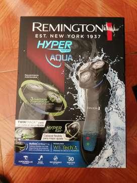 Afeitadora Remington hyper aqua última géneracion