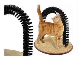 Juguete Gato Mascota Masajeador Rascador Profesional