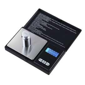 Balanza digital 500g.  0.01g precisión