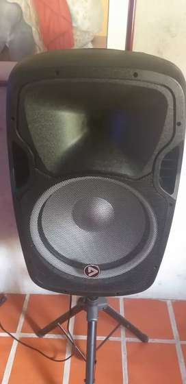 A la  venta cabina de sonido,